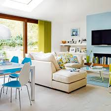 decorate small living room ideas. Kitchen:Open Plan Kitchen Diner Living Room Ideas How To Decorate A Sitting Small N