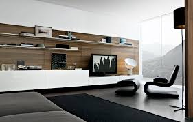 Small Picture Dcoration Style Contemporaine Tv walls Living room interior