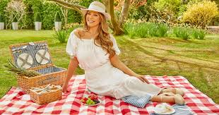 The complete kelly brook body measurements details are listed below including her height, weight, bust, hip, waist, bra cup, dress, and shoe size. Tesco Dress Shoppers Calling Kelly Brook F F Sundress With Off The Shoulder Sleeves Stunning Cambridgeshire Live