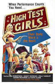 Poster for Six Swedes at a Pump Sechs Schwedinnen von der.
