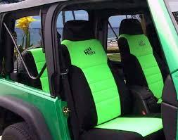 jeep wrangler tj neoprene seat covers fit 2003 2004 2005 2006 wrangler wet okole hawaii image gallery