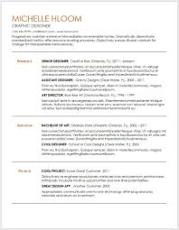 Customer Service Resume Template Free Sample Resume Template For Career Download Free Free Career 95