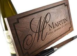 craftsman wood carving machine. personalized cutting board, engraved walnut wood, for wedding or anniversary gift craftsman wood carving machine 6