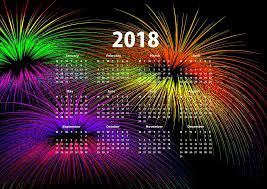 Image result for new year's day 2018 images