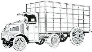 Old Cars Coloring Pages Vintage Car Coloring Pages Old Cars Related