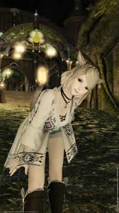 新髪型記念に Final Fantasy Xiv2019 ミコッテファンタジー
