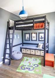 Double Loft Beds for Kids Creative Kids Loft Bedrooms Eizw Info