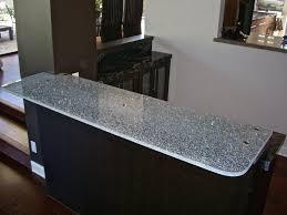 shattered glass countertops