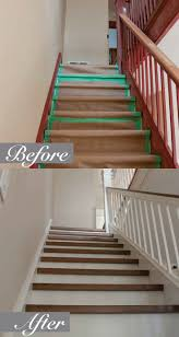 Best Paint For Stairs 19 Best Before After Interior Painting Images On Pinterest