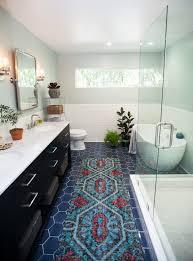 Image Tile Bathroomremodelmodern08151 Bright Startitle Loans Master Bathroom Renovation Before After The Effortless Chic