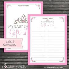 Baby Shower Guest Book Template – Worldbestcat.info