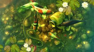 Koi Pond Wallpapers - Top Free Koi Pond ...