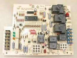 ruud furnace rheem ruud weather king 1012 920a furnace fan control circuit board 62 24084