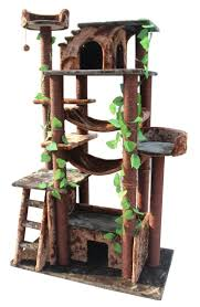 pets pets furniture cat scratching house portable cat tree