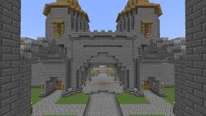 minecraft gate. Wonderful Gate Minecraft Medieval Castle Gate In Redstone Part 103 Season 1 To Minecraft