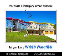 Easiest Homemade WaterSlide For The Backyard  Happy HooligansWater Slides Backyard