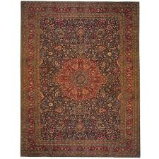 persian rugs antique carpet from mashad
