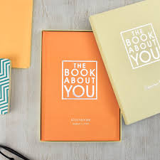 the book about you the ultimate personalized gift