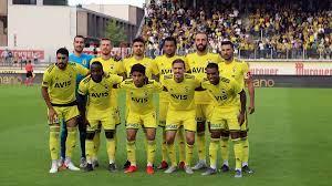 Fenerbahçe 1-1 VfL Wolfsburg (Hazırlık maçı) - Fenerbahçe Spor Kulübü