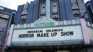 universal orlando s horror make up show at universal studios florida