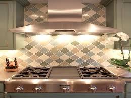 Allen Roth Shimmering Lights Kitchen Sink Backsplash Arabesque Tile Kitchen Backsplash