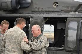Flight Warrant Officer Duty Calls Helicopter Pilot Honored For 40 Years Of Service Times
