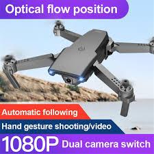 <b>S8</b> Mini <b>Folding Drone</b> HD 1080P 4K Camera Foldable Arm RC ...