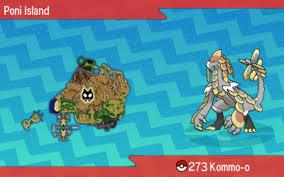 Kommo O Stats Moves Abilities Locations Pokemon