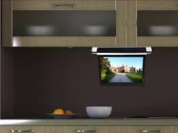 Kitchen Tv Similiar Flip Down Kitchen Tv Keywords