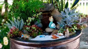 beach fairy garden garden answer