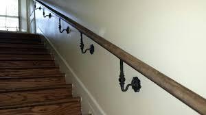 home depot handrail brackets outdoor handrails modern handrail brackets