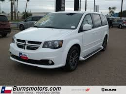 2018 dodge grand caravan. Contemporary Dodge New White Knuckle 2017 Dodge Grand Caravan GT With Black Interior Located  In McAllen And 2018 Dodge Grand Caravan