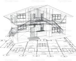 simple architecture blueprints. Interesting Simple Blueprints Of Houses Simple For Modern House Plans Medium  Size Architecture Blueprint For Simple Architecture Blueprints