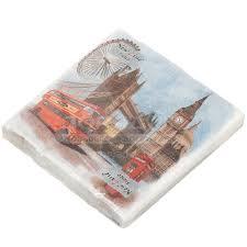 <b>Салфетки бумажные New Line</b> Лондон 20 шт, 33х33 см в Москве ...