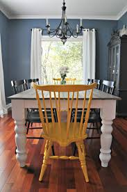 pretentious farmhouse dining room furniture free table plans decor and the dog custom built