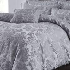 damask jacquard bedding range