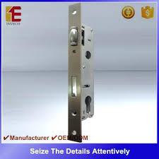 sliding door lock latch aluminum sliding door lock set roller latch lock sliding glass door lock