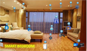 Smart Bedroom Sgsmarthome Singapore 1 Control Smart Home Automation Products