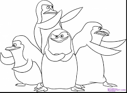 Small Picture amazing madagascar coloring pages with penguins of madagascar