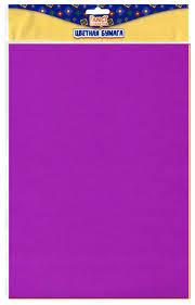 <b>Цветная бумага</b> односторонняя флюоресцентная <b>FANCY</b> ...