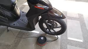tire inflator gas station. introduction: built-in tire inflator for motorcycle. tired of going into gas station e