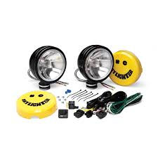Jeep Smiley Face Lights Kc Hilites Daylighters 234