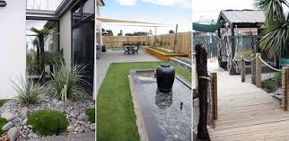 Small Picture Urban Evolution Christchurch Landscape Garden Designer Courtyards