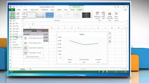 How To Show Hide Gridlines In Line Graphs In Excel 2013