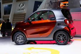 New Smart Fortwo Revealed In Paris Carbuyer