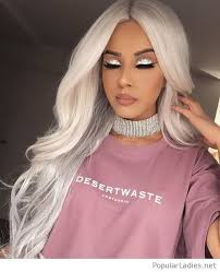 glam makeup and accessories