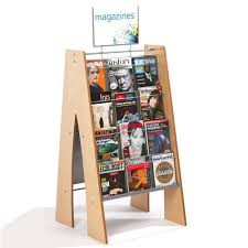 Magazines Stands Display