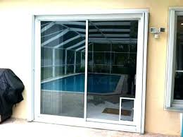 install dog door in glass how to install a pet door in a glass door pet