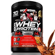 Whey Protein Brand Comparison Chart Six Star Elite Series 100 Whey Protein Powder Plus Muscle Builder 32g Ultra Pure Whey Protein Powder
