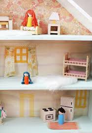 Making dollhouse furniture Miniature Adorable Dollhouse Diy Beautiful Mess How To Build Dollhouse Beautiful Mess